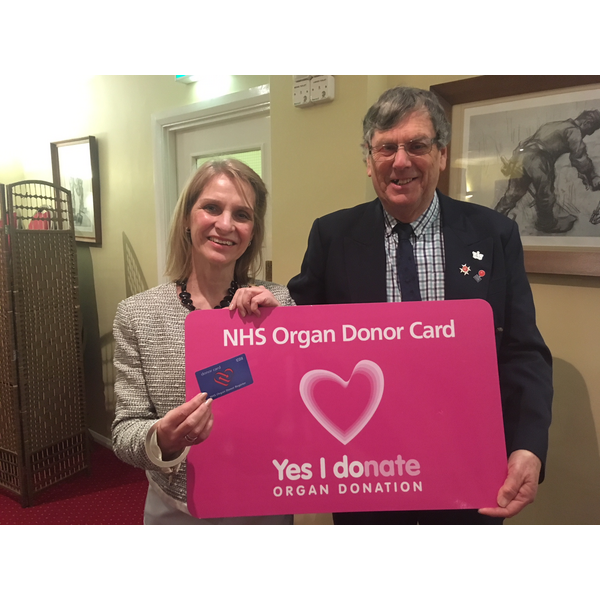 Wera Hobhouse MP, Cllr Steve Gazzard (Eleanor Rylance)